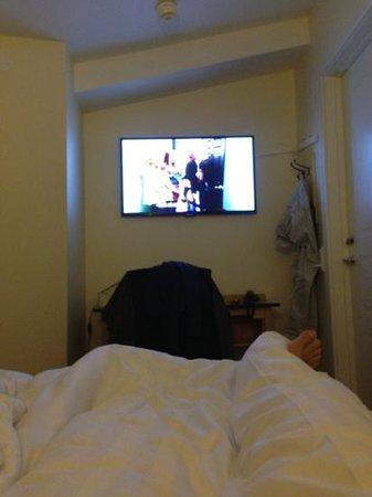 Hotel Vasa : sköna sängar