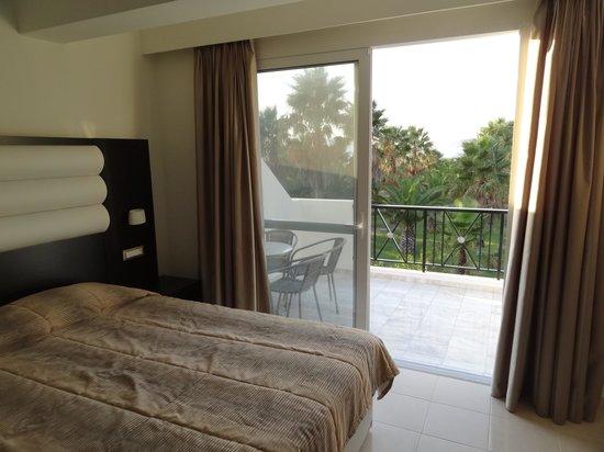 Cavo d'Oro: Main bedroom