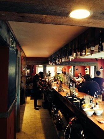 Vermont ale house : great environs