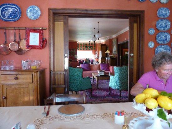 Northcliff Manor Guest House: Speise und Aufenthaltsraum