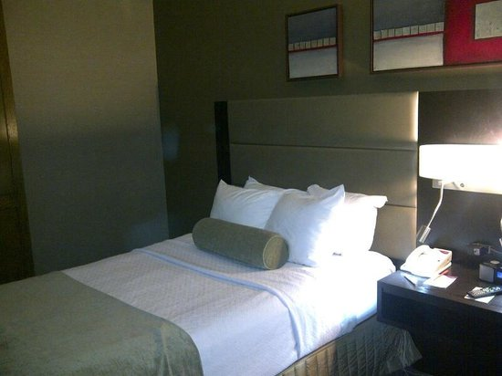 Crowne Plaza Gatineau-Ottawa: These rooms are a pleasure to stay in - great bedding