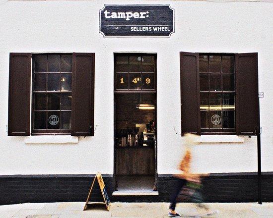 Tamper Coffee Sellers Wheel Sheffield Updated 2020