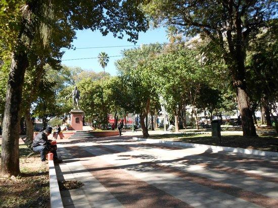 Plaza Uruguaya