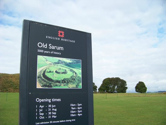 International Friends: Old Sarum