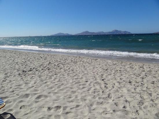 Cavo D'Oro's stretch of beach