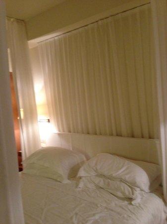 Continentale : Il letto