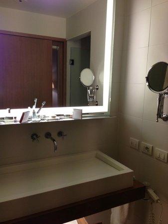 Continentale Firenze: Il bagno