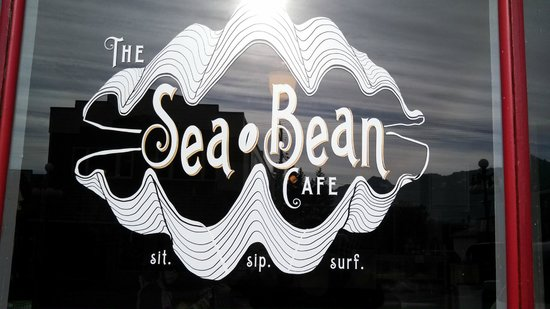 The Sea Bean: Good Coffee and Couches, Nice Windows