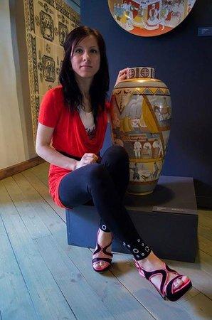 Museum of Decorative Art and Design: в музее