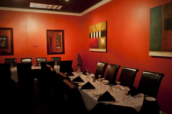 Jahnas Restaurant: Private Room