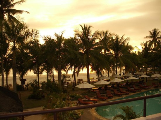 Casa del Mar, Langkawi: View from suite's balcony