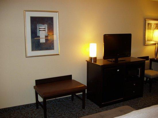 Hampton Inn & Suites Carlsbad: Bedroom