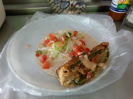 Secrets Vallarta Bay Puerto Vallarta: Fish Tacos
