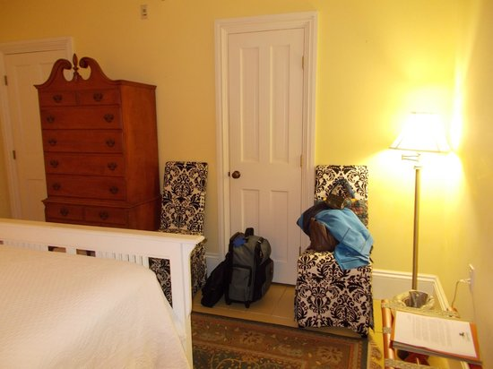 The Claremont Hotel: Room