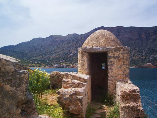 Pergola Hotel : Spinalonga is mainly known as the Leper Island. A short drive and boat ride to this amazing isla