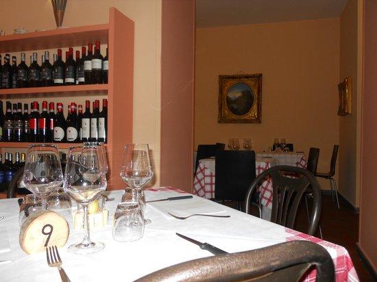 Trattoria Da Marino, (interno)...
