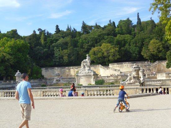 Jardins de la Fontaine : Park