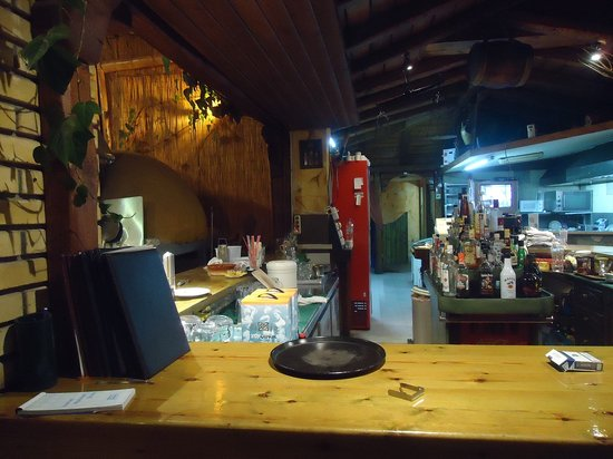 Hammock: bar area