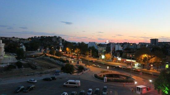 Ramada Plovdiv Trimontium : View from my room