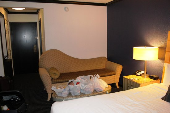 The Grand Hotel Dallas : Room 259