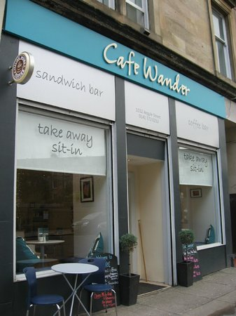 Cafe Wander: Argyle St, Finneston