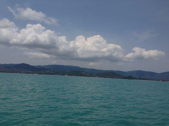Chantara, Junk Boat : Blue waters