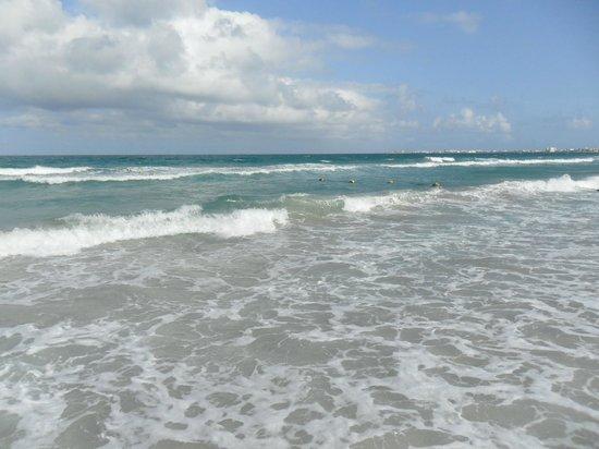 Thalassa Mahdia : plage
