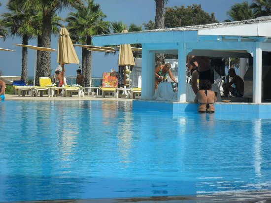 Thalassa Mahdia : piscine bar