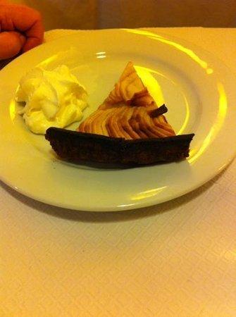 Brasserie Le Caveau : n a de dessert que le nom