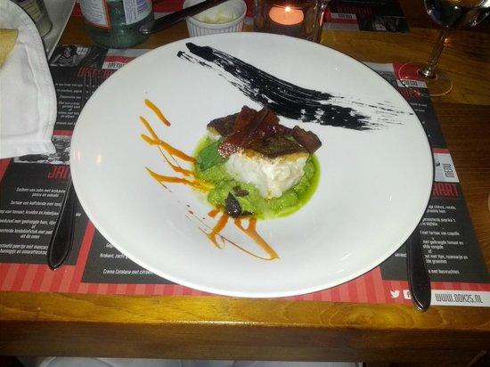 Brasserie Maritime: Hauptgericht - Fisch - Oktober 2013