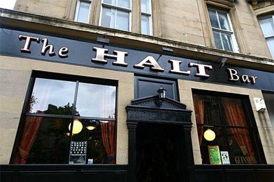 Halt Bar