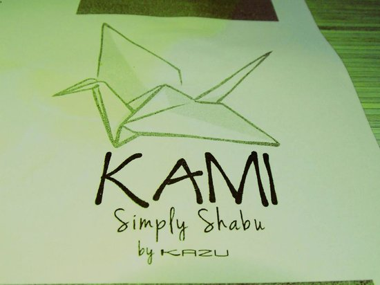 KAMIsimplyshabu: The Place Mat