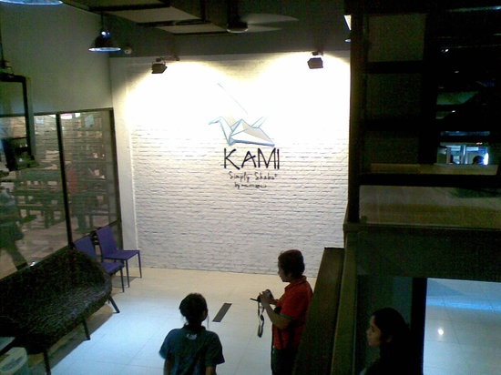KAMIsimplyshabu: The Main Wall