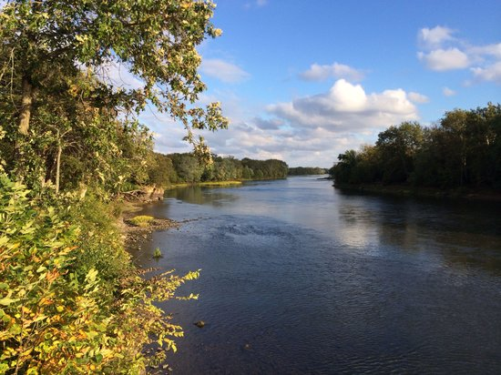 Kankakee River State Park: Beautiful view