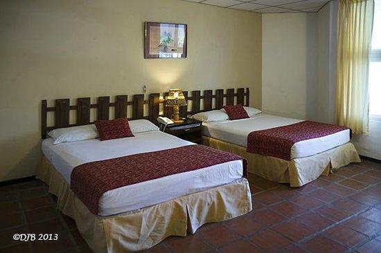 La Herradura, Le Salvador: Bedroom