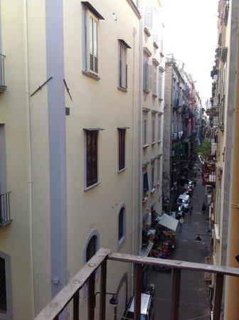 Hotel Il Convento: vue from the balcony