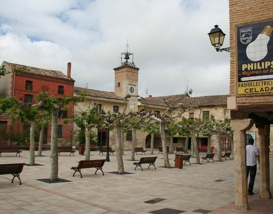 Plaza Mayor de Astudillo