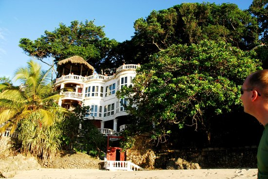 The Palace at Playa Grande: The ocean view suites that overlook the beach