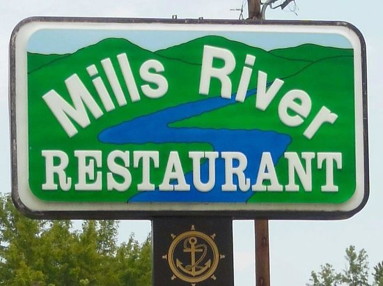 Mills River Restaurant: Party Rooms Available!