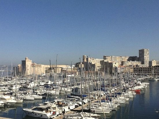 Superbe vue picture of radisson blu hotel marseille - Radisson blu hotel marseille vieux port ...