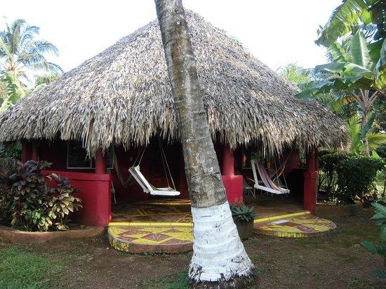 Paraiso Beach Hotel : Cabaña