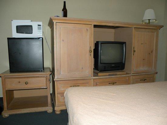 America's Best Inn & Suites York: Entertainment Center
