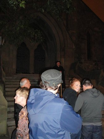 St. John's Haunted Hike: Learning about local ghosts