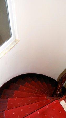 Apartof: Stairs