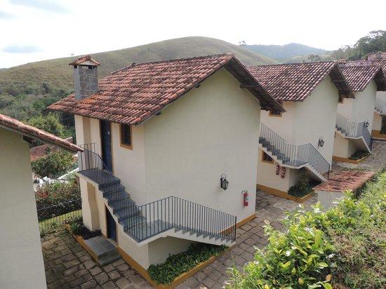 Hotel Fazenda Montanhes: Chalés