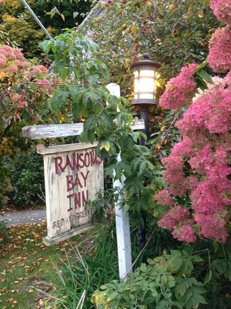 Ransom Bay Inn Bed & Breakfast: Ransom Bay Inn