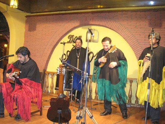 Don Antonio : musica folklorica