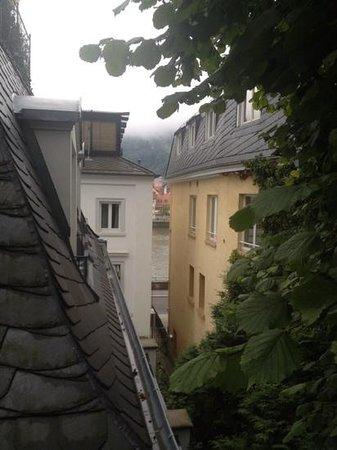 Heidelberg Suites : Jardin
