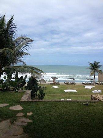 Kenoa - Exclusive Beach Spa & Resort: vista do quarto