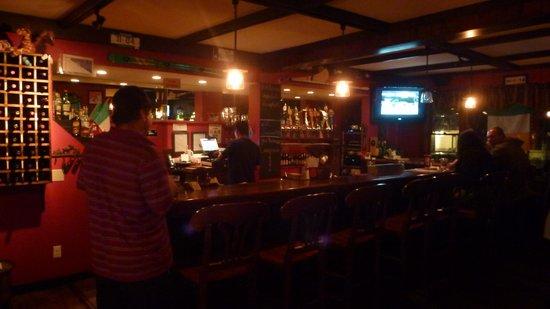 O'Grady's Grill and Bar : Bar